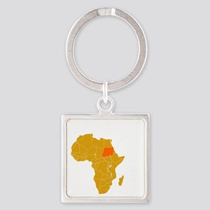 sudan1 Square Keychain