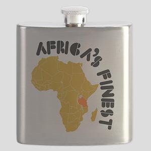 Tanzanian Designs Flask