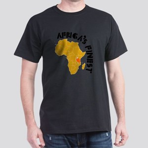 Tanzanian Designs Dark T-Shirt