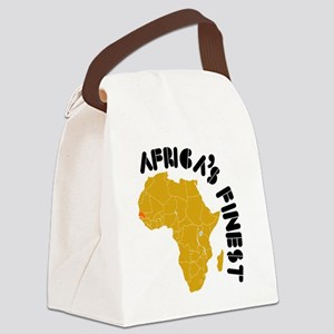 senegal Canvas Lunch Bag