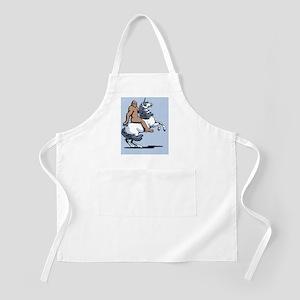 bigfoot-unicorn-TIL Apron
