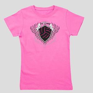 Pink Barbs Girl's Tee