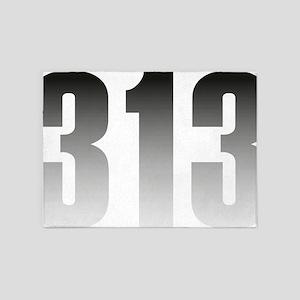 313 Detroit 5'x7'Area Rug
