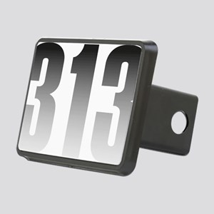 313 Detroit Rectangular Hitch Cover