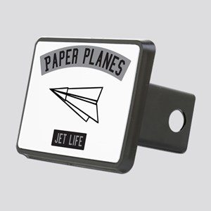 PAPER PLANES Rectangular Hitch Cover