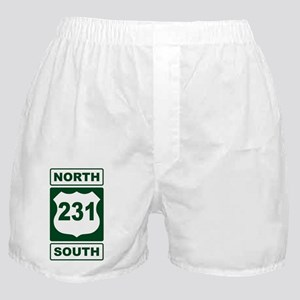Route 231 Green Boxer Shorts