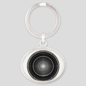 WOOF BOOM Keychains