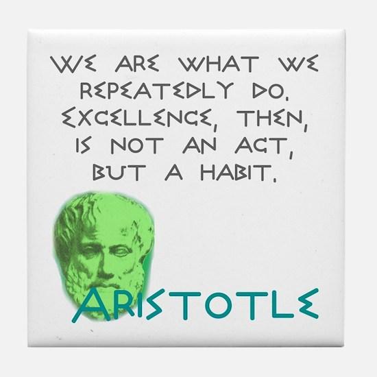Ari Excellence:  Tile Coaster