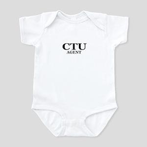 """CTU Agent"" Infant Bodysuit"