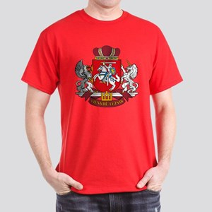 Lithuania Coat of Arms Dark T-Shirt