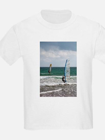 Enjoying the wind T-Shirt