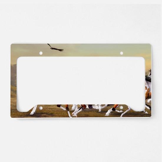 whh_framed_print_large License Plate Holder