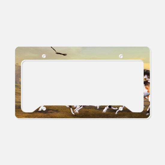 whh_wall_pell_35_21 License Plate Holder