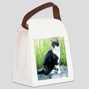 louiepuzzle Canvas Lunch Bag
