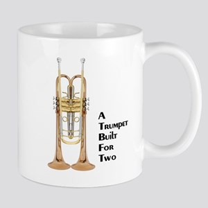 A Trumpet Built For Two Mug