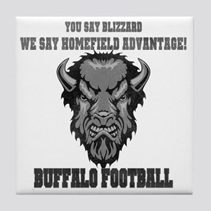 Homefield Advantage Tile Coaster