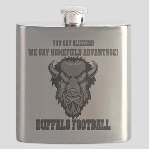Homefield Advantage Flask