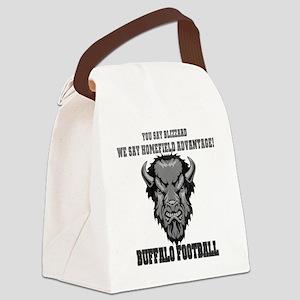 Homefield Advantage Canvas Lunch Bag