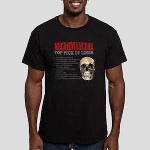 Necromancer Pick Up Li Men's Fitted T-Shirt (dark)