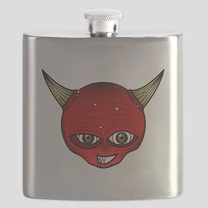 Mother fucker Devil Flask