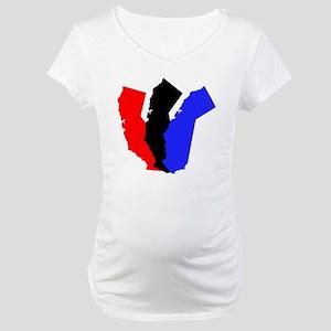 California W Maternity T-Shirt