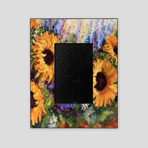 Sunflower Picture Frame