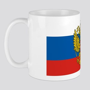 Russia Federation Laptop Skin Mug