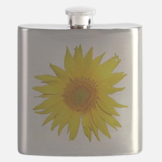 Sunflower Flask