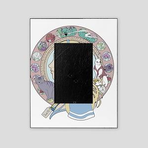 Alice in Wonderland Art Nouveau Picture Frame