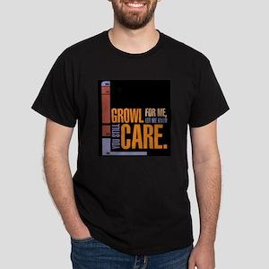 Growl for me (black) Dark T-Shirt