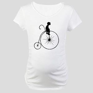 BW-MonkeyTM Maternity T-Shirt