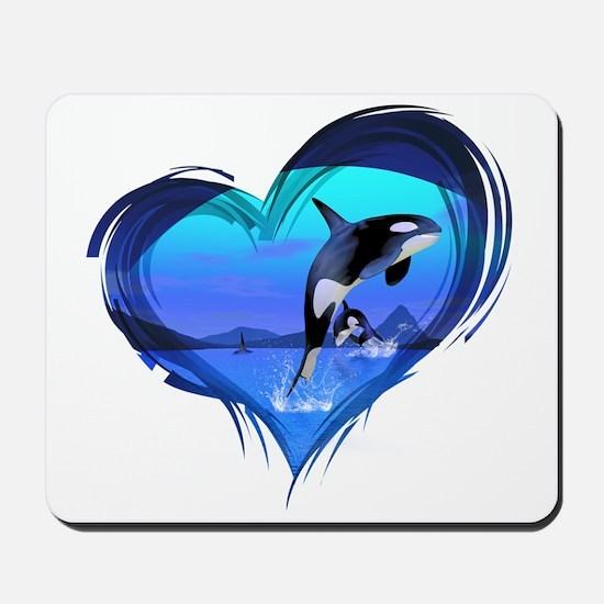 orka3_hell Mousepad