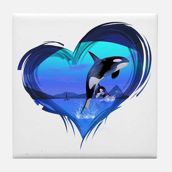 orka3_hell Tile Coaster
