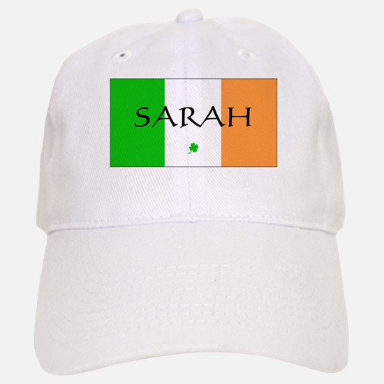 Irish/Sarah Baseball Baseball Cap