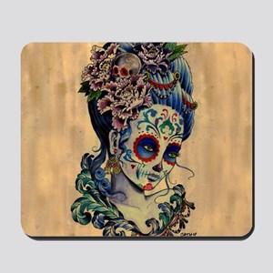 Marie Muertos Cushion cover Mousepad