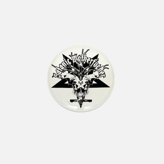 Satanic-Motherfucker-2-white-girls-TT Mini Button