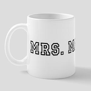 Mrs. Matlock  Mug