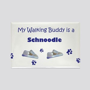 schnoodle gifts Rectangle Magnet
