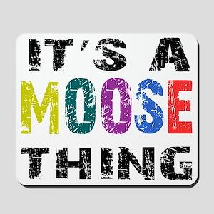 moosething Mousepad