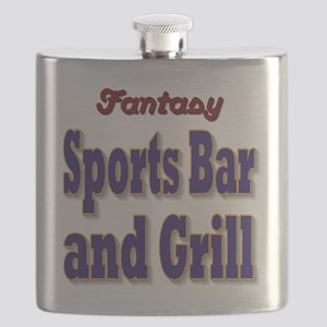 Fantasy Sports Bar Flask
