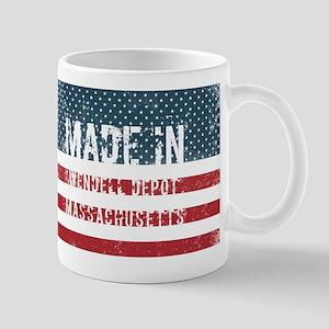 Made in Wendell Depot, Massachusetts Mugs