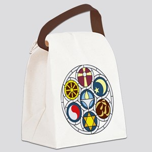 The Unitarian Universalist Church Canvas Lunch Bag