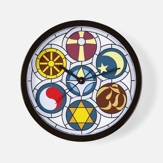 The Unitarian Universalist Church Rockf Wall Clock