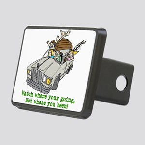Watch Were Your Going Hitch Cover