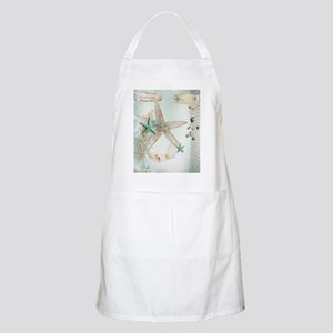 Summer  Sea Treasures Apron
