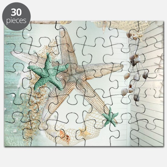 Summer  Sea Treasures Puzzle