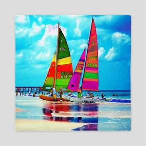 Sail Away Queen Duvet