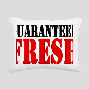 Guaranteed Fresh Rectangular Canvas Pillow