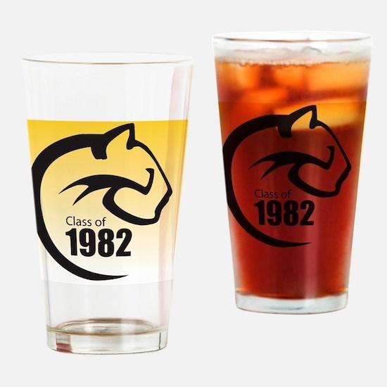 CPHS Blanket Drinking Glass