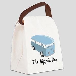 The Hippie Van Canvas Lunch Bag